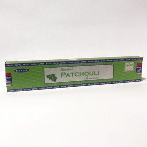Incienso Patchouli