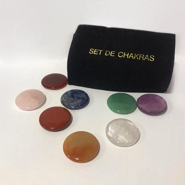 Set de chakras