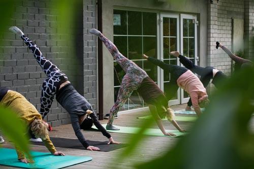 Hatha Yoga en Terrasa